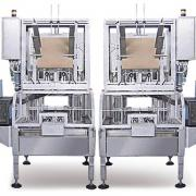 Pneumatic tray forming machines